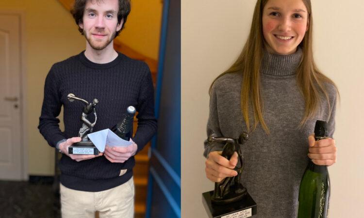 Verkiezing atleet/atlete van het jaar 2020: de winnaars zijn bekend !