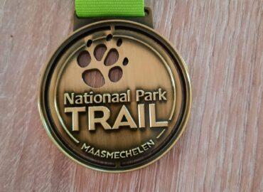 Maasmechelen – Nationaal Park Trail – Einduitslagen