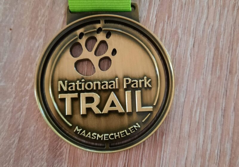 Maasmechelen – Nationaal Park Trail – Einduitslagen