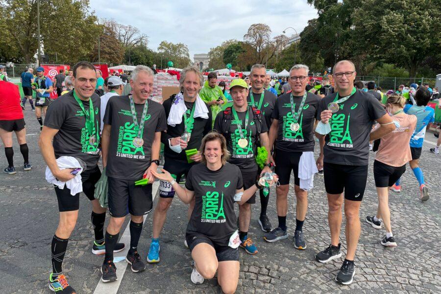 17/10/21 – Parijs – Marathon